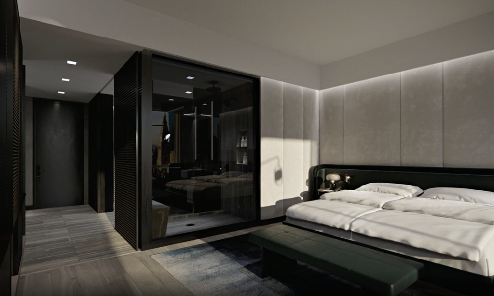 Hotel Design Trends 2021 - Smart Glass Boosts Hotel Ratings - Chiefway Malaysia Trusted Smart Glass Solution Provider Malaysia